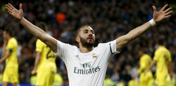 Benzema poderia perder espaço no Real com contratação de Lewandowski