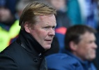 Ronald Koeman assume comando da seleção da Holanda - AFP PHOTO / Paul ELLIS