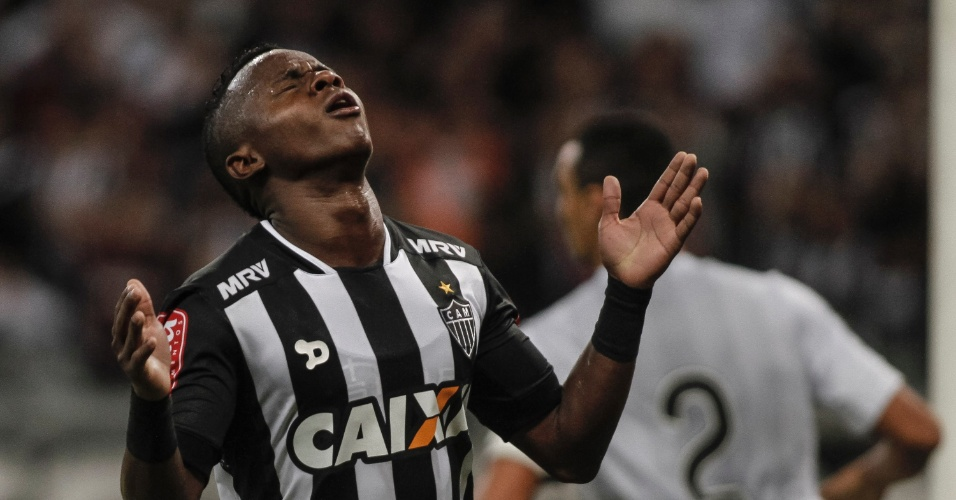Cazares se destaca em vitória do Atlético-MG contra o Botafogo