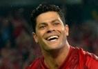 Hulk supera Neymar e é o brasileiro mais bem pago do futebol mundial