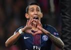 Jornal francês coloca futebol chinês como opção para Di María - AFP PHOTO / FRANCK FIFE
