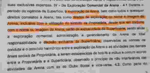 WTorre contrato Palmeiras copos - Reprodução - Reprodução
