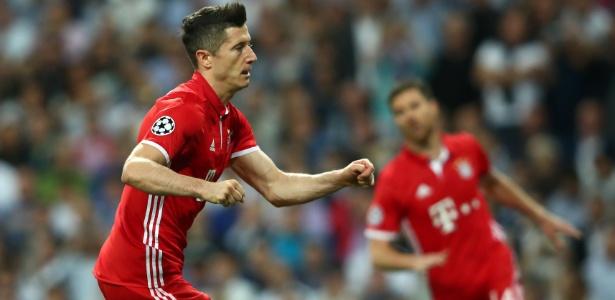 O atacante não está feliz no Bayern de Munique