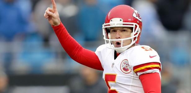 Cairo Santos realizava sua quarta temporada no Kansas City Chiefs