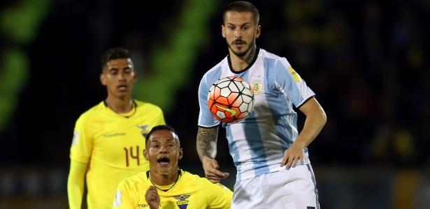 Benedetto defendeu a seleção argentina e está na mira do Cruzeiro