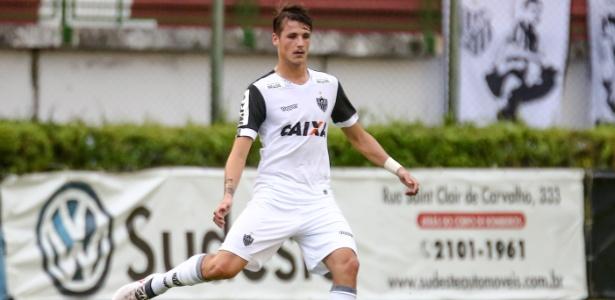 Reserva de Thiago Larghi, Maidana ficará de fora temporariamente no Atlético-MG - Bruno Cantini / Atlético-MG
