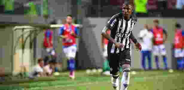 Emerson se tornou titular do Atlético-MG nesta temporada e chamou a atenção do futebol europeu - Pedro Souza/Clube Atlético Mineiro