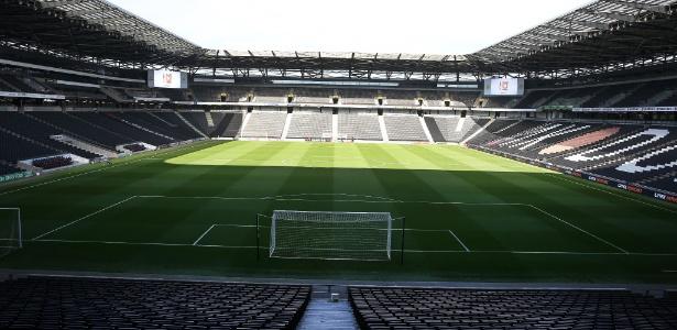 Stadium MK, em Milton Keynes, vai receber a seleção brasileira