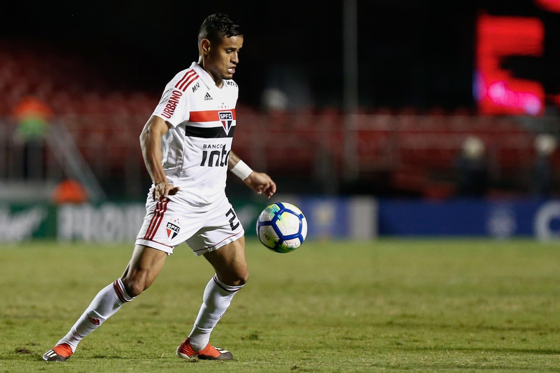 ea86ff87df São Paulo renova patrocínio com a Urbano por um ano - 27 12 2018 - UOL  Esporte