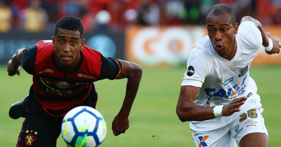 Sport e Santos se enfrentam pela 38ª rodada do Campeonato Brasileiro 2018 7a5835240751d