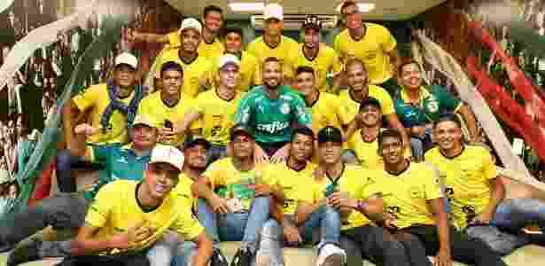 Weverton - Fabio Menotti/Ag. Palmeiras/Divulgação - Fabio Menotti/Ag. Palmeiras/Divulgação