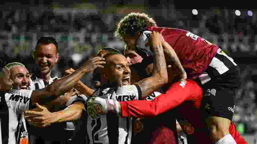 Atlético-MG recebe o Bahia, no Independência, no primeiro jogo da rodada - Bruno Cantini/Atlético