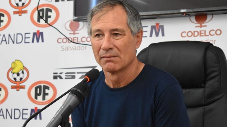 Ariel Holan, novo treinador do Santos - Divulgação/U. Católica