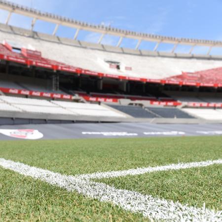 Monumental de Núñez seria um dos estádios a receber a Copa América na Argentina - Divulgação River Plate