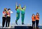 Bicampeãs olímpicas, Martine e Kahena pedem mais investimento na base