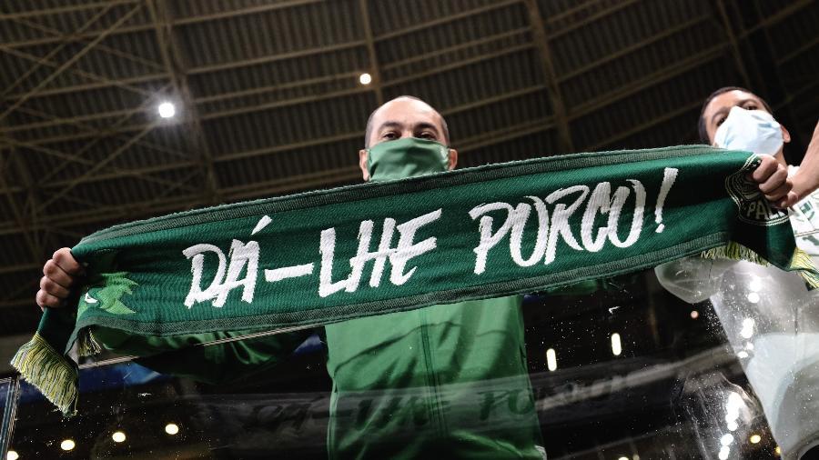 Torcida do Palmeiras volta ao Allianz Parque  - Ettore Chiereguini/AGIF