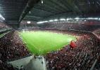 Técnico do Flamengo elogia gramado sintético do Atlético-PR