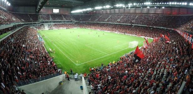 Primeiro clássico da semifinal acontece na Arena da Baixada