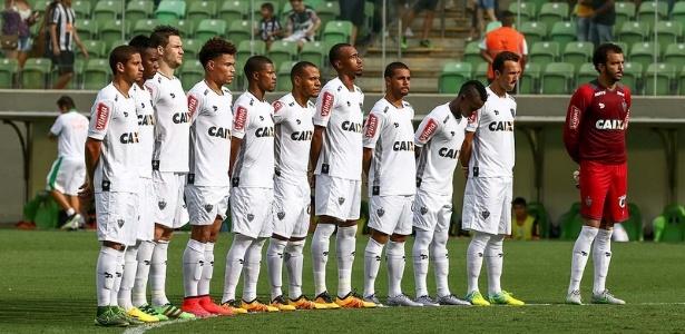 Atlético-MG jogou quatro dos sete jogos do Mineiro com o time reserva