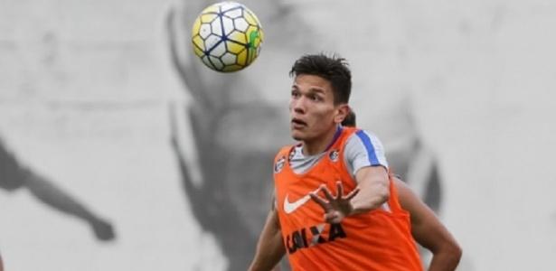 Isaac pode ganhar uma chance no Corinthians