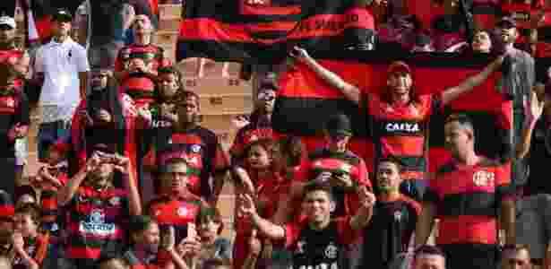 Clube registrou 15 mil sócios-torcedores em outubro, mas ainda fica atrás de rivais - Gilvan de Souza/Flamengo