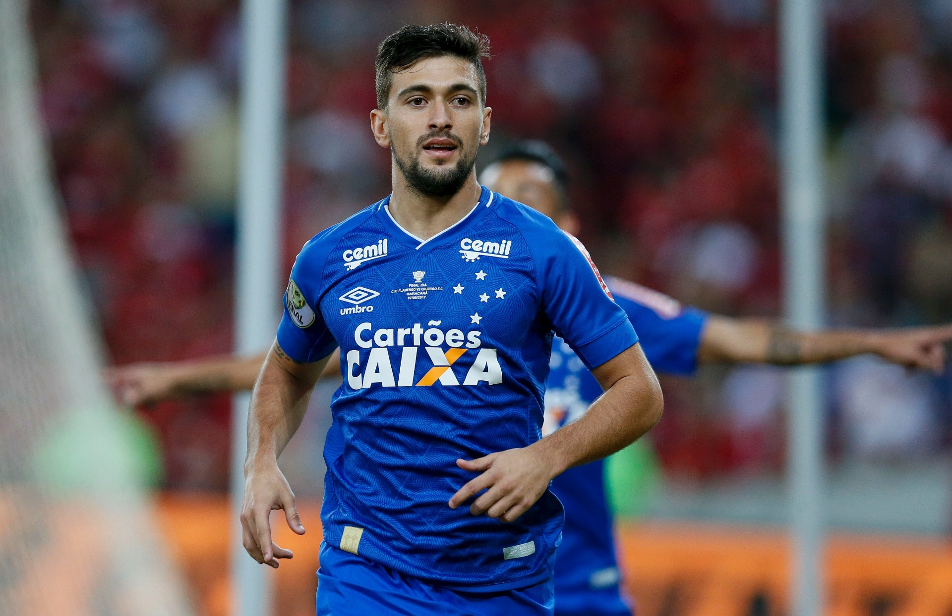 e944479374 Cuidado especial faz Arrascaeta seguir como reserva no Cruzeiro -  18 09 2017 - UOL Esporte