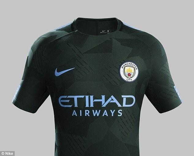 Camisa 3 do City