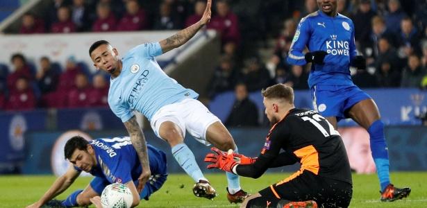 Gabriel Jesus está na lista de melhores jogadores do ano, segundo jornal britânico