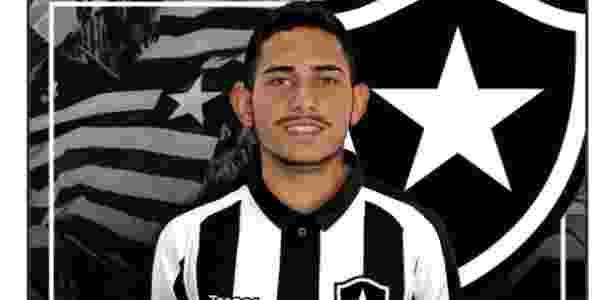 Leandro Carvalho é o primeiro reforço oficial do Botafogo para a temporada 2018 - Twitter Botafogo