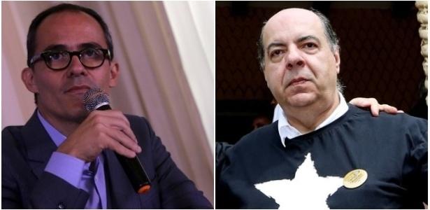 Presidentes do Flu, Pedro Abad, e do Botafogo, Nelson Mufarrej, comandam reestruturação