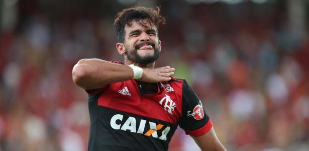 Henrique Dourado enfrenta o Fluminense pela primeira vez desde que vestiu rubro-negro