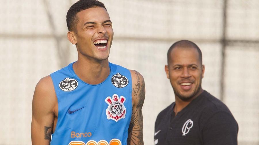 Thiaguinho foi emprestado pelo Corinthians para o Botafogo até o fim da temporada 2020 - Daniel Augusto Jr/Ag. Corinthians