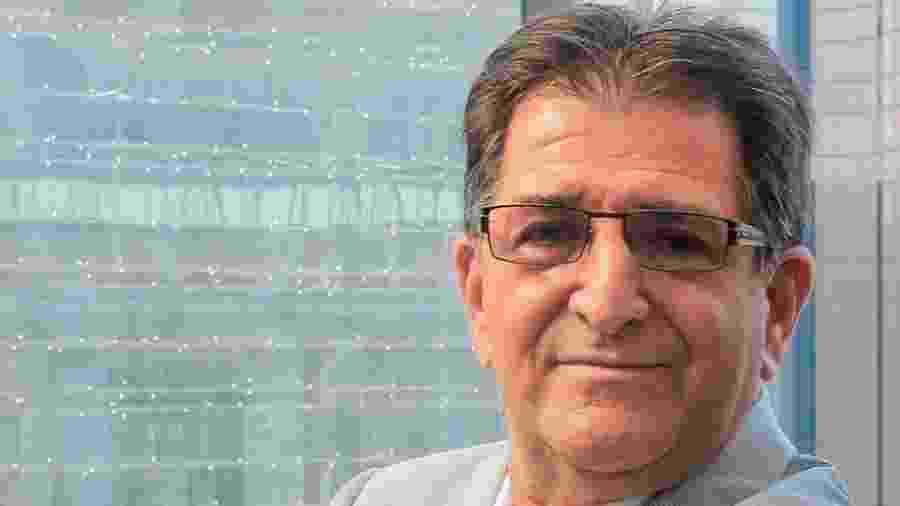 O ex-técnico e comentarista Renê Simões - Reprodução/Facebook