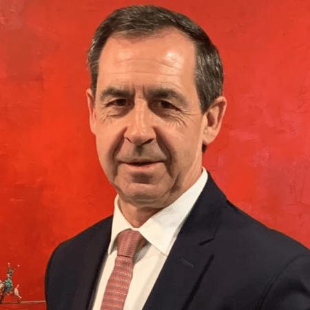 Rui Gomes da Silva é o candidato de oposição à presidência do Benfica - Reprodução/arquivo pessoal