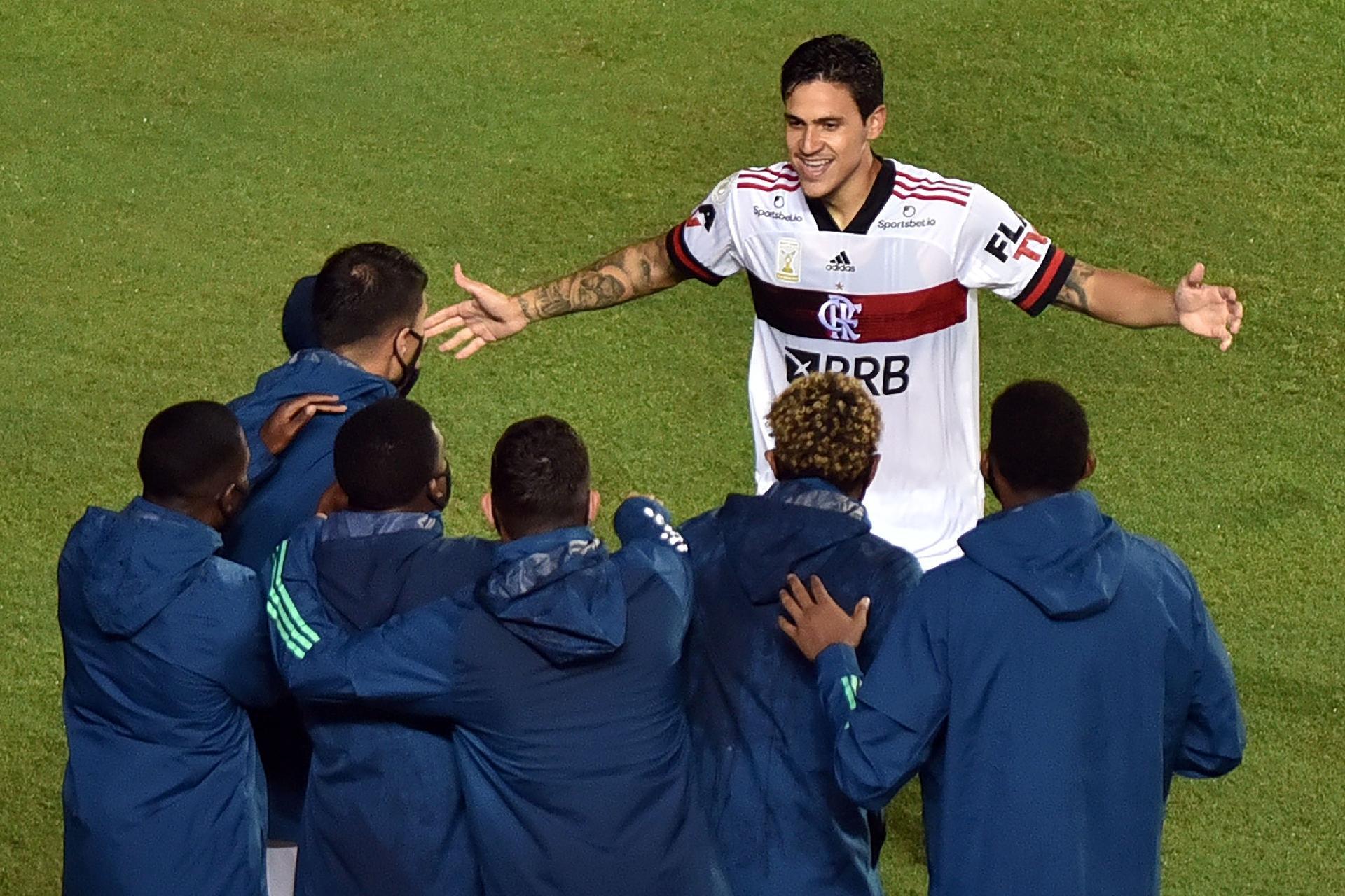 Flamengo Vence Bahia Por 5 A 2 Com Golacos E Empolga Pela 1ª Vez Com Dome