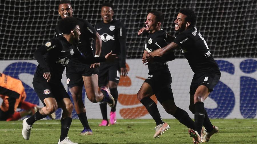 Bragantino lidera o Campeonato Brasileiro da Série A com projeto gerencial encampado por gigante multinacional - Ettore Chiereguini/AGIF