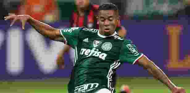 Gabriel Jesus não reuniu os documentos necessários para viajar aos EUA - Cesar Greco/Ag Palmeiras