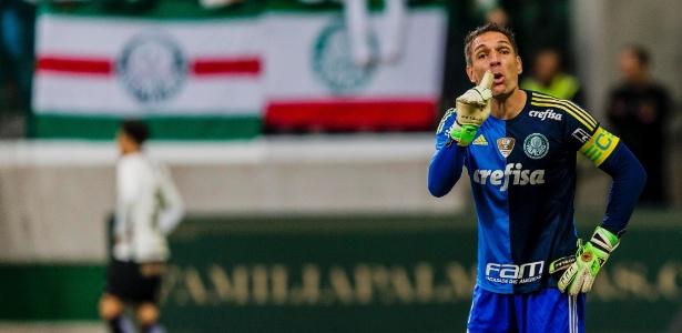 Fernando Prass avaliou a situação dos árbitros do futebol brasileiro