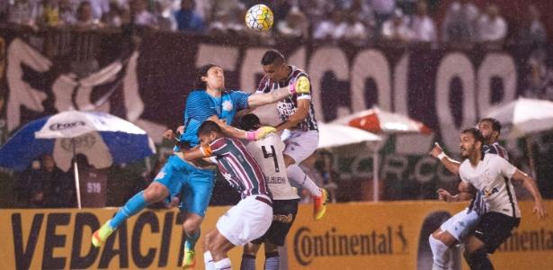 Cássio completou 250 jogos com a camisa do Corinthians