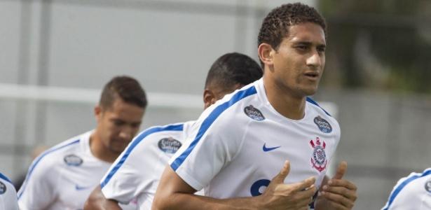 Zagueiro Pablo foi apresentado nesta quinta (26)