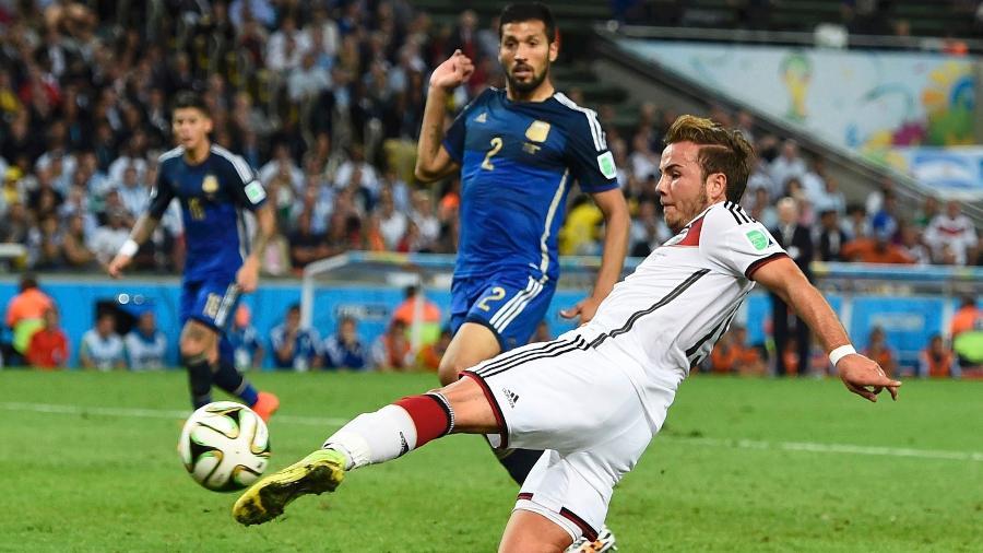 Autor do gol do título de Copa-2014, Gotze retorna à seleção alemã em amistosos - Dylan Martinez/Reuters