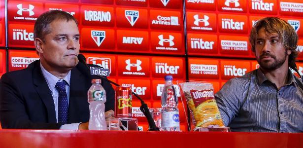 Sob comando de Aguirre, São Paulo tenta reverter derrota por 1 a 0 no jogo de ida