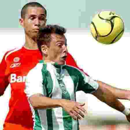Alex Alves no Juventude - Divulgação/Juventude - Divulgação/Juventude