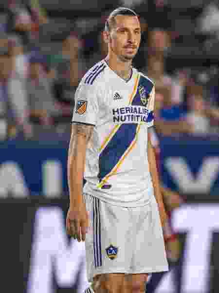Ibrahimovic pode deixar o Los Angeles Galaxy ao final da temporada da MLS - Shaun Clark/Getty Images - Shaun Clark/Getty Images