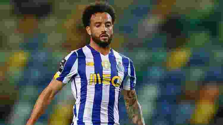 """Felipe Anderson já esteve em alta na Europa, mas agora é um """"reforço possível"""" para times brasileiros - Divulgação - Divulgação"""