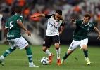 Corinthians enfrenta o Goiás em São Paulo - Ernesto Rodrigues/Folhapress