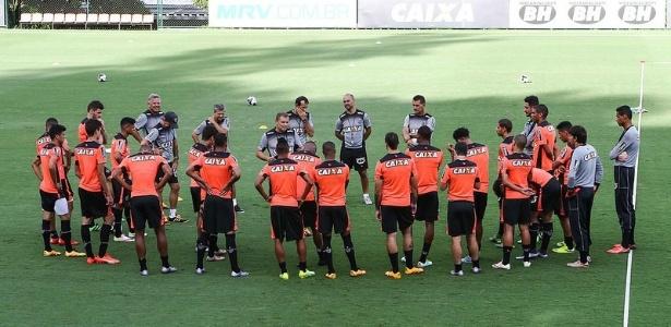 Intenção do treinador é jogar a final contra o América com o time completo no Mineirão