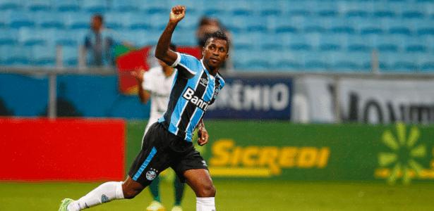 Miller Bolaños espera comprovar investimento alto neste fim de temporada no Grêmio
