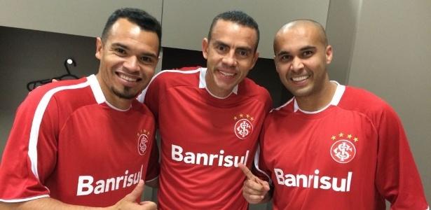 Ceará (esq) já assinou contrato com Inter e pode reestrear diante do São Paulo
