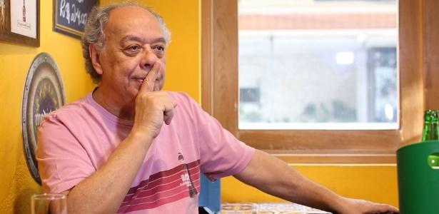 O jornalista esportivo José Trajano - Reprodução/TV UOL